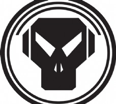 Metalheadz__Moving_Shadow_ logo设计欣赏 Metalheadz__Moving_Shadow_唱片专辑LOGO下载标志设计欣赏
