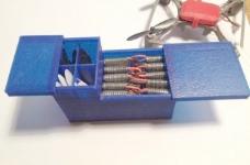 hubsan电池/道具箱