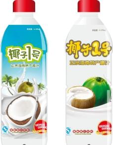 椰子汁包装图片