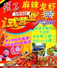 强子麻辣龙虾图片