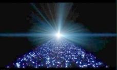 星光背景视频素材图片