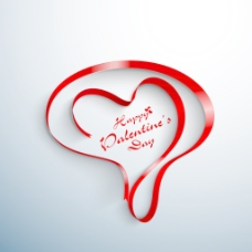 爱的背景与心脏