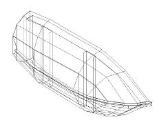 简易小木船