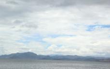 云南天空景观图片