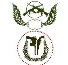 军事图标图片