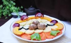 烤蔬菜图片