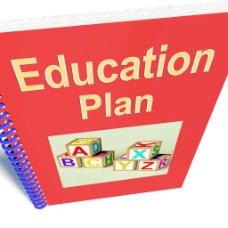 教育计划表明学习策略