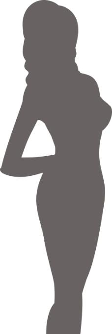 工作女性0213_矢量人物_矢量图_图行天下图库