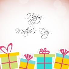 母亲节庆典贺卡设计