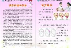 妇产科健康教育知识图片