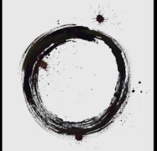 黑色圆圈AE源文件