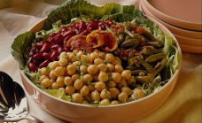 蔬菜沙拉 西餐食物 高精度素材图片