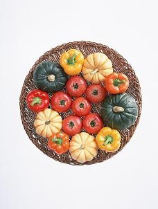 蔬菜与菜蓝图片
