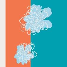 印花矢量图 植物 花朵 女装 免费素材