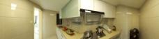 厨房360度装饰图