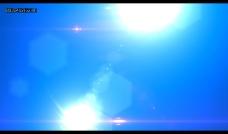 光效散射演绎效果