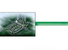 房地产规划策划类PPT模板