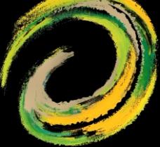 黄绿色AE视频模板