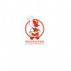 风干鹅logo