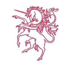 绣花 动物图案 马 高清 免费素材