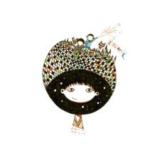 位图 插画 插画师 小刺猬 北京 免费素材