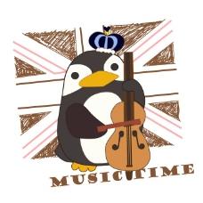 印花矢量图 卡通 卡通动物 企鹅 卡通静物 免费素材