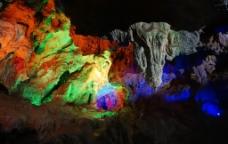 银子岩图片