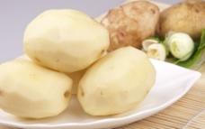黄心马铃薯图片
