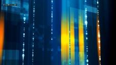 七彩线条LED高清视频