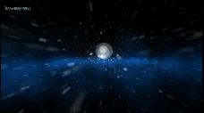 梦幻粒子飞速变化