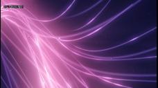 绚丽紫色线条