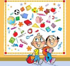 卡通儿童图片