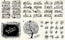 儿童涂鸦图片