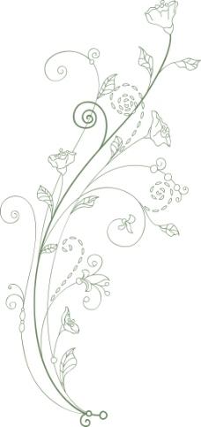 线条图花卉-黑白线条画手绘花卉/线条图室内/黑白线条画图片大全/人物