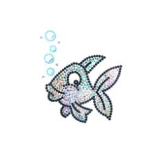 烫钻 海洋动物 鱼 免费素材