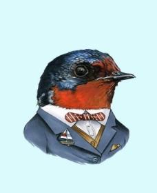 位图 插画 时尚插画 动物插画 人物插画 免费素材