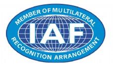 IAF认证LOGO