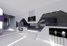 概念展厅造型墙图片