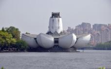 平湖东湖风景图片