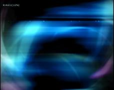 混沌光效视频素材