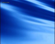 蓝色震撼光效视频素材