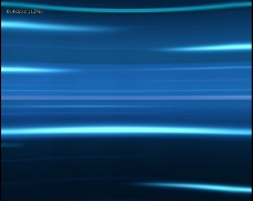 蓝色绚丽光效视频素材