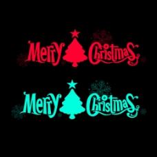 圣诞快乐文字