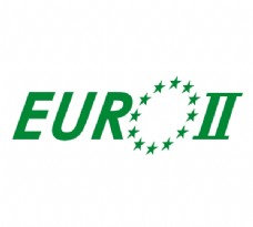 Euro_II logo设计欣赏 Euro_II矢量汽车标志下载标志设计欣赏