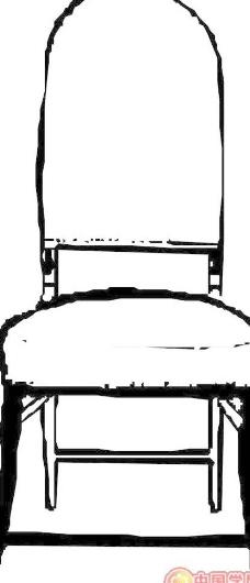 小凳子的手绘图
