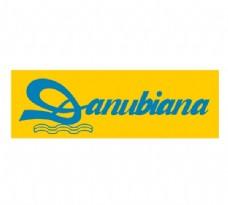 Danubiana logo设计欣赏 Danubiana矢量汽车标志下载标志设计欣赏