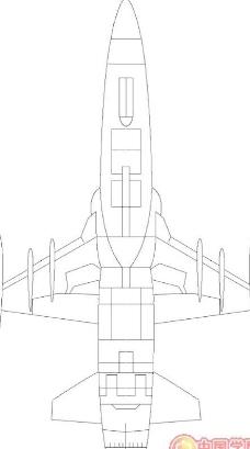 幼儿园玩具飞机简笔画图片