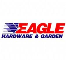 Eagle Hardware   Garden logo设计欣赏 网站标志欣赏 - Eagle Hardware   Garden下载标志设计欣赏