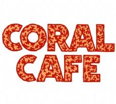 Coral Cafe logo设计欣赏 IT公司LOGO标志 - Coral Cafe下载标志设计欣赏