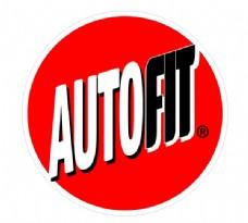 Autofit logo设计欣赏 Autofit汽车标志图下载标志设计欣赏